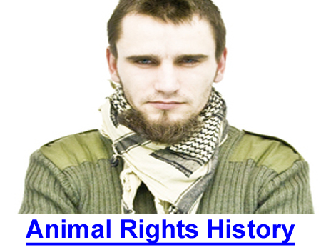 ANIMAL RIGHTS HISTORY: They legislate away YOUR Rights under the guise of Animal Rights.