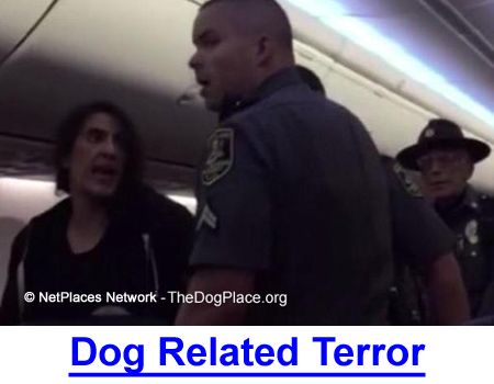 DOG RELATED TERROR: Tactical changes direct terrorists to hit your daily routine.