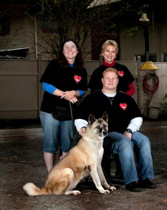 Rescueing dog has changed and Akita Rescue Society now also works to prevent the need for rescue