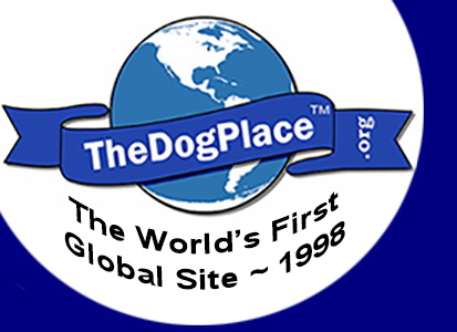 """TheDogPlace launched 1998 as the """"World's First Public Website"""""""