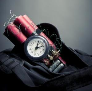 How do you defuse and explosive situation or time bomb?