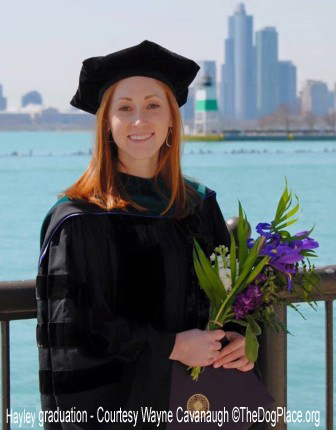 Hayley Cavanuagh graduated with her Doctorate in Physical Therapy from Northwestern University and now works at Borgess Hospital.