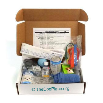 PREPPING FOR PUPPIES: What to do before delivery and before calling the vet...